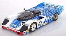 MINICHAMPS 1984 Porsche 956 LH Boss Le Mans Obermaier Racing 1:18*New Stock!
