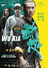 Wu Xia  - NEW DVD-FREE UPGRADE TO 1ST CLASS SHIPPING--
