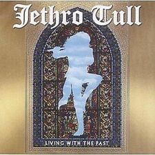 Jethro Tull Living With The Past Live CD NEW SEALED