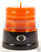 BRITAX PORTABLE LED STROBE BEACON BATTERY POWERED MAGNETIC FLASHING B364 MODEL