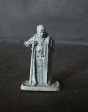 Ral partha dungeons & dragons mithril LOTR priest miniature figure Very rare