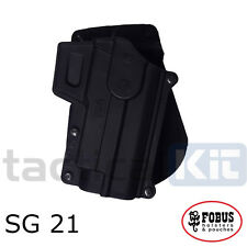 New Fobus SIG P226 Left Handed Paddle Holster UK Seller SG-21LH