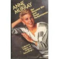 Anne Murray ~ Her Greatest Hits & Finest Performances, Vol. 1 ~ Cassette ~ Good