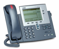 Cisco CP-7941G Unified IP Phone Telephone - Inc VAT & Warranty - Free UK Postage