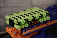 3D Printed – 15 Round Dart Holder for Nerf Gun Blaster