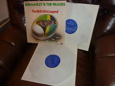 Bob Marley & The Wailers, The birth of a legend, Calla 2CAS-1240, 2 LPs, USA