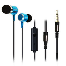 3.5mm Bass Stereo In-Ear Earphone Headphone Headset For MP3 Tablet  Xmas US