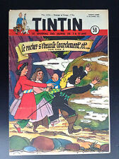 Journal Tintin N° 50 1951 TBE Laudy