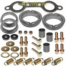 EXHAUST MUFFLER KIT Fits POLARIS SPORTSMAN 800 TOURING EFI 2008 2009