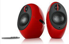 Edifier E25 RED Luna Eclipse 74W Wireless Bluetooth Active TV/MAC/PC BT Speakers