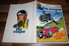 DAN COOPER -- ZACK BOX # 25 -- FX 18 ANTWORTET NICHT // Koralle 1. Auflage 1977
