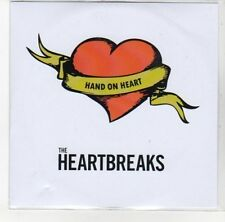 (DL690) The Heartbreaks, Hand On Heart - 2012 DJ CD