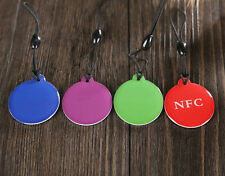 NFC Keychain Tag- NTAG203 -Fits For Samsung, HTC, NEXUS, SONY, LG,iPhone 6Plus