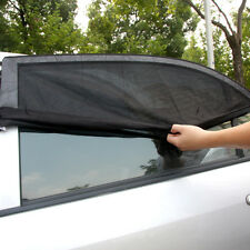 Car Side Rear Window Sun Visor Shade Mesh Cover Shield Sunshade UV L Universal
