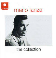 MARIO LANZA The Collection 78rpm time CD 18 Tracks NEW & Demon Music 2007