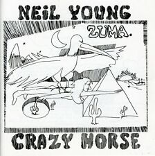 NEIL YOUNG ZUMA NEW SEALED 140G VINYL LP REISSUE IN STOCK