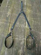SL22 Double Quick Release Slip Lead/Collar Lurcher/Greyhound/Whippet Coursing