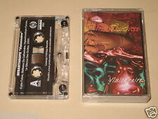 MISANTROPHE - Visionnaire - MC Cassette official polish tape 1997/86