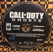 Call of Duty: Ghosts (Sony PlayStation 3, 2013) USED (DISC ONLY) #10443