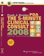 The 5-Minute Clinical Consult 2008 for PDA: Powered by Skyscape, Inc. The 5-Min