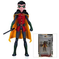 DC COLLECTIBLES SON OF BATMAN ROBIN DAMIAN WAYNE ACTION FIGURE