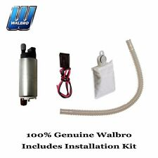 NEW WALBRO HIGH PERFORMANCE 255 LPH FUEL PUMP & INSTALLATION KIT GSS342-1000