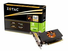 ZOTAC NVIDIA GeForce GT 730 2GB 64-Bit GDDR5 Graphics Card