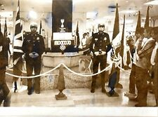 Original Press Photo World Cup 1970 Guarding the World Cup on display 14.1.1970