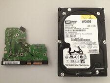 "WESTERN DIGITAL WD800JD-55MUA1 CAVIAR SE - 80GB -Elektronik Festplatte 3,5"" TOP!"