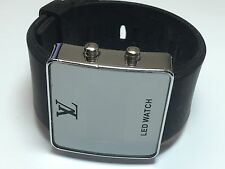 VL Led M210 Unisex Watch Used Cond For Repair/Parts (#D1428)