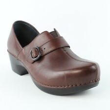 Dansko Tamara Brown Shoes Womens size 12 M New $135