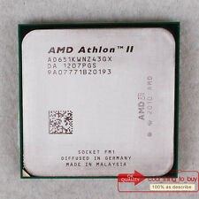 AMD Athlon II X4 651K Quad-Core CPU Socket FM1 (AD651KWNZ43GX) 3 GHz 4 MB