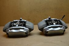 05-09 W209 MB CLK550 CONVERTIBLE FRONT LEFT DRIVER RIGHT PASSENGER BRAKE CALIPER