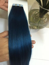 "Seamless Tape In pu Omber 100% Remy Human Hair Extensions 16""18""20""22"""