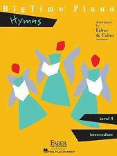 Big Time Piano Hymns (2005, Paperback) Arranged by Faber & Faber Level 4 Interme
