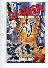 DANGER UNLIMITED #1,2,3,4 - DARK HORSE COMICS - 1994