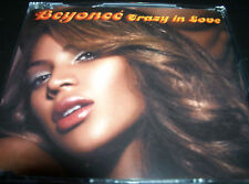 Beyonce Crazy In Love Australian CD Single With Limited Sticker - New