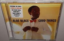 ALOE BLACC GOOD THINGS (2010) BRAND NEW AUSTRALIAN ISSUED CD [ I NEED A DOLLAR ]