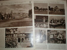 Photo article Geelong College Victoria Australia 1961