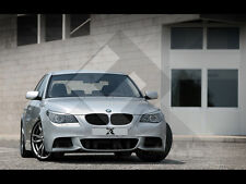 BMW E60 5 M Power   Series  body kit front bumper