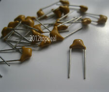 Multilayer ceramic capacitor 820PF 821 NPO ±5% 5mm 100pcs
