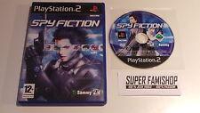 JEU SPY FICTION pour  PS2 Playstation 2 version Française GA008