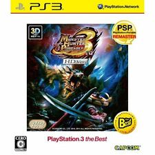 Monster Hunter Portable: 3rd HD Ver -- PlayStation 3 the Best (Sony...