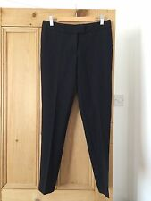 Bnwt MOSCHINO cheap & chic conique Peg Leg Sur Mesure Smart Bureau Pantalon Taille 8