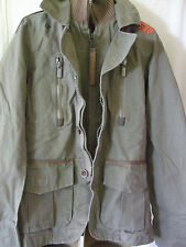 "NEW £85 *SALE* SUPERDRY MILITARY BLAZER V.10 KHAKI ARMY JACKET SMALL 36"" CHEST"