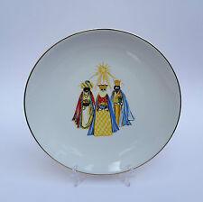 Hutschenreuther Weihnachtsteller die heiligen drei Könige