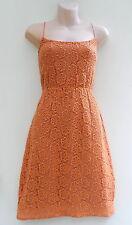 MIMOSA Lula Lace Dress Saffron Colour Evening Cocktail Formal sz 10 NWT rrp $239