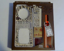 Hero Arts Decorate It! Birthday, Anniversay Wine Bottle Gift Tags & Stamps New