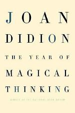 The Year of Magical Thinking by Joan Didion (2005, Hardcover)