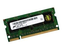 1x 4gb para portátiles RAM ddr2 800 MHz SO-DIMM pc2-6400s 200 pin memoria portátil cl6